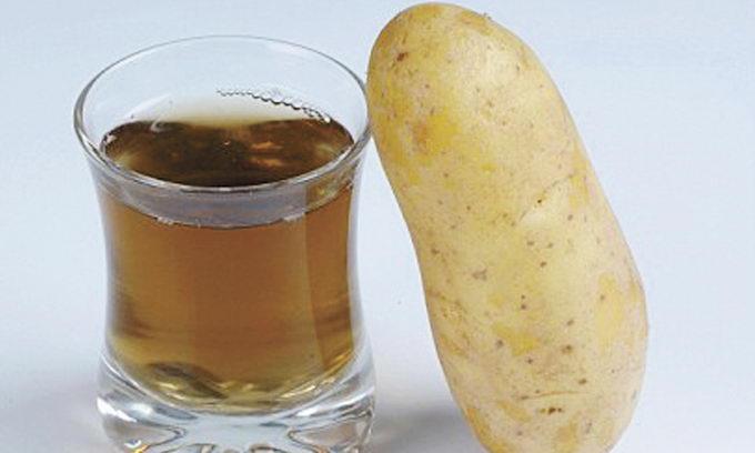 Польза сока картофеля доказана