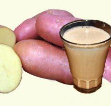 Эффективно ли лечение желудка картофельным соком?