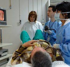 Диагностическая процедура колоноскопии кишечника