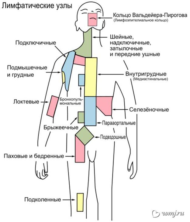 болезни брюшины и забрюшинного пространства симптомы