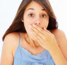 запах железа изо рта причины и лечение