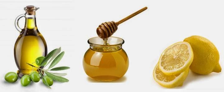 Мед, лимон и оливковое масло - для лечения заболевания