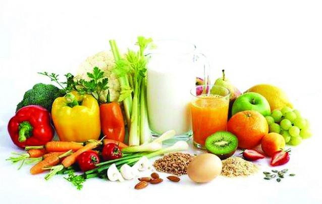 Набор продуктов при болезни
