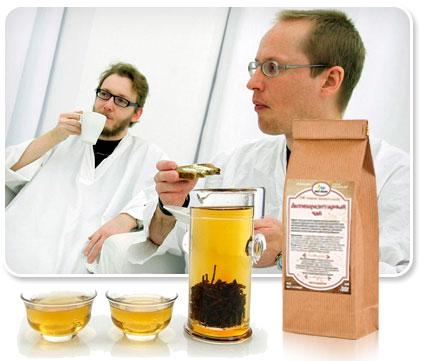 Прием чая