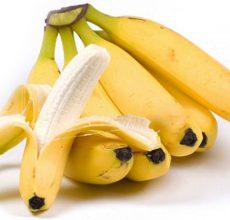 Можно ли есть бананы при гастрите?
