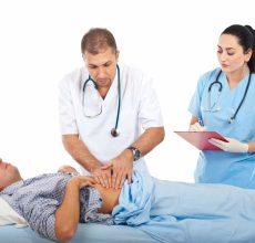 Симптомы проявления и помощь при приступе панкреатита