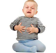 Что делать, если у ребенка болит живот?