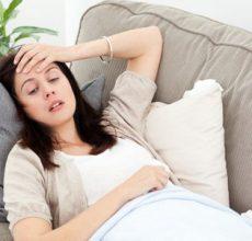 Симптомы проблем с желудком