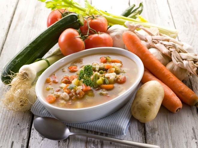 Супы при заболеваниях желудка