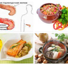 Основы диеты при воспалении поджелудочной железы