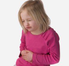 Помощь при расстройстве желудка у ребенка