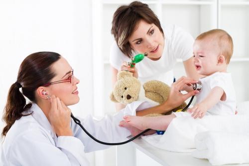 Ротавирусная инфекция у грудничка: симптомы, лечение