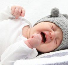 Проблема кишечных колик у новорожденных