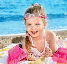 Проблема кишечных инфекций у детей на море