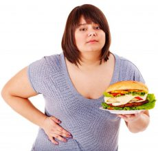 Почему после приема пищи может болеть желудок?