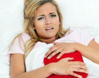 Распространенные симптомы кишечных колик у женщин