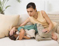 Что делать, если у ребенка болит желудок?