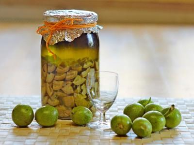 Настойка из грецкого ореха