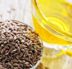 Эффективно ли льняное масло при запорах?