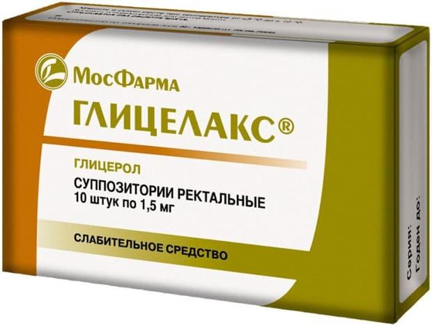 Препарат Глицелакс