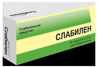 Препарат Слабилен