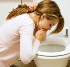 Лечение тошноты и поноса