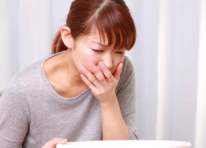 Тошнота и температура: причины, симптомы, лечение