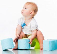 Почему появляется зеленый понос у ребенка?