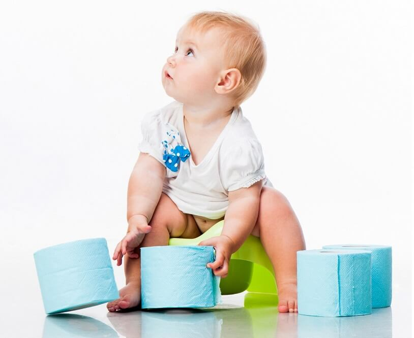 Зеленый понос у ребенка: причины, симптомы, что делать?