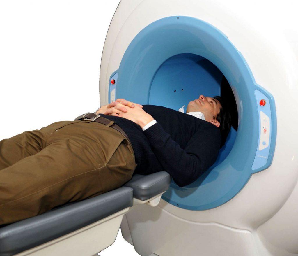 С помощью МРТ исследуется состояние печеночных клеток