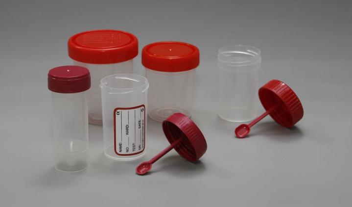 Аптечные контейнеры для анализа