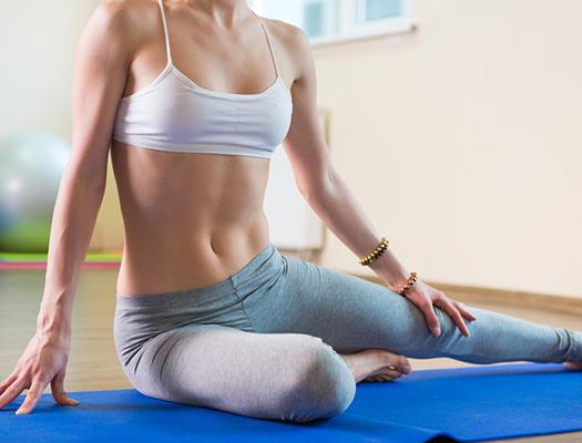 Физические упражнения провоцируют изжогу