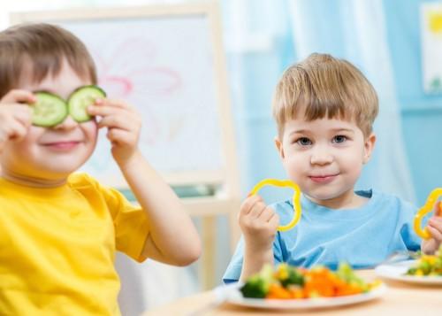 Диета должна изобиловать свежими овощами и фруктами