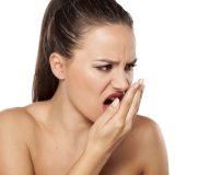 Что делать с запахом аммиака изо рта?