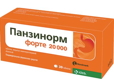 Обзор средств и таблеток для пищеварения