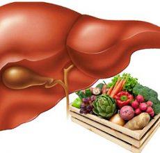 Особенности диеты при заболевании печени